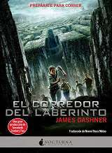 "frases de ""El corredor del laberinto"", de James Dashner"