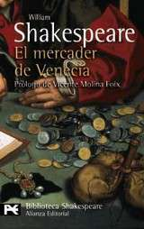 "Frases de ""El mercader de Venecia"" (1596), William Shakespeare"
